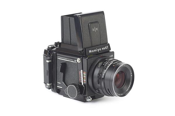 Mamiya RB 67 120 film insert