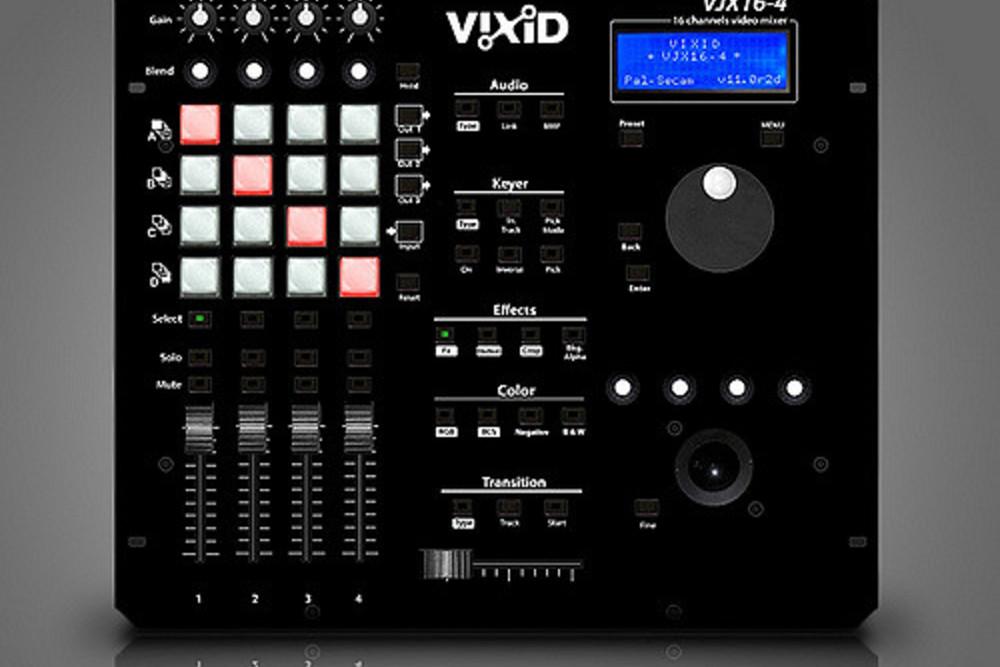Video mixer vixid