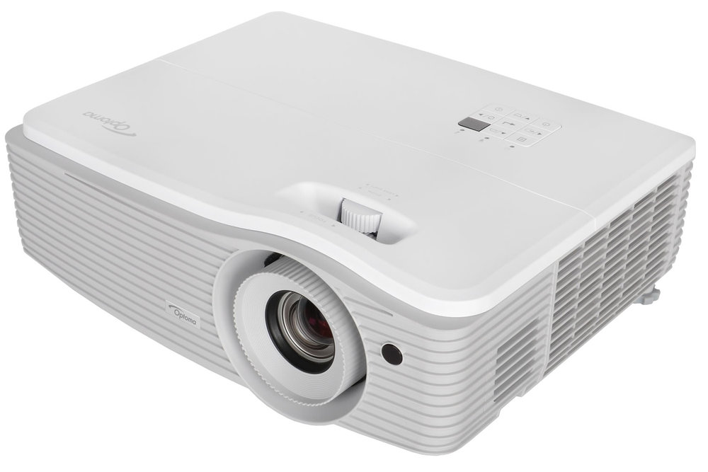 Optoma eh504 front