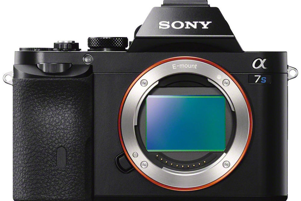 Sony ilce7s b alpha a7s mirrorless digital 1044728
